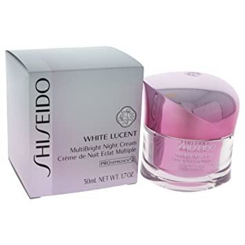 SHISEIDO WHITE LUCENT NIGHT CREAM