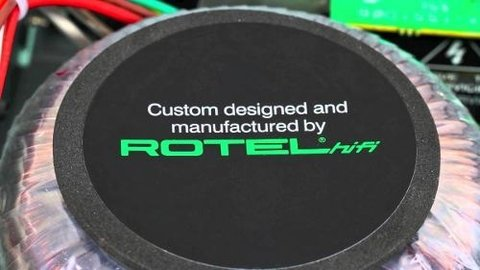 Rotel Rc1550 + Rb1582 Pre Y Power 200 + 200 Stock Real - Audio Planet Argentina SRL
