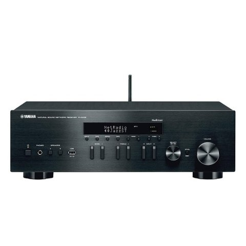 Yamaha Rn402 Sintoamplificador Stereo Dac Red Bluetooth Wifi