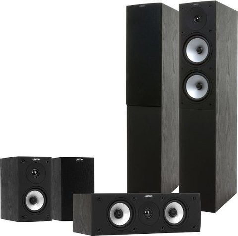 Sistema Bafles 5.0 Home Theater Jamo S526 Distribuidor Ofic