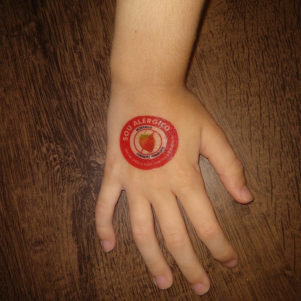 Tatuagens Temporárias Para Alérgicos