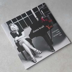 Vinil Lp Diana Krall All For You 2-lps 180g Lacrado