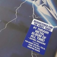 Vinil Lp Metallica Ride The Lightning Remasterizado Lacrado na internet