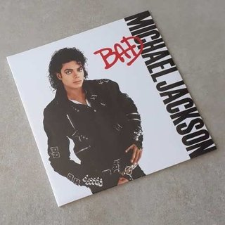Vinil Lp Michael Jackson Bad Gatefold Lacrado