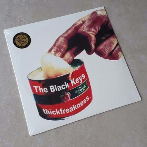 Vinil Lp The Black Keys Thickfreakness 180g Lacrado