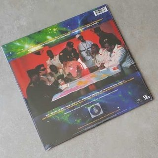Vinil Lp Public Enemy Fear Of A Black Planet Lacrado - comprar online