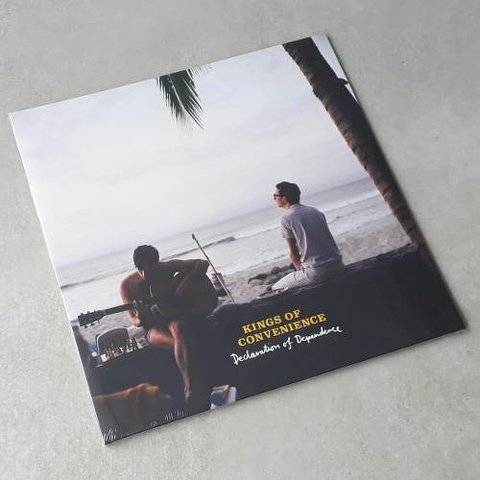 Vinil Lp Kings Of Convenience Declaration Of Dependence