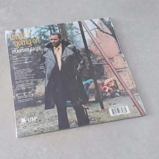 Vinil Lp Marvin Gaye What's Going On Compacto Duplo 7pol - comprar online