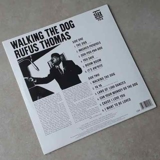 Vinil Lp Rufus Thomas Walking The Dog 180g Lacrado - comprar online
