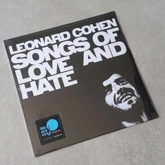 Vinil Lp Leonard Cohen Songs Of Love And Hate 180g Lacrado