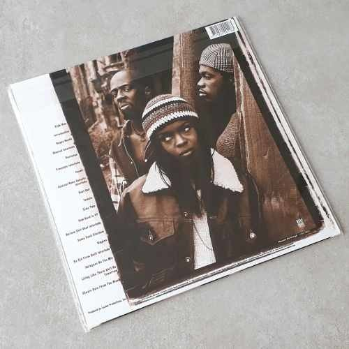 Vinil Lp Fugees Blunted On Reality 180g Lacrado