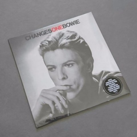 Vinil Lp David Bowie Changes One Bowie Lacrado