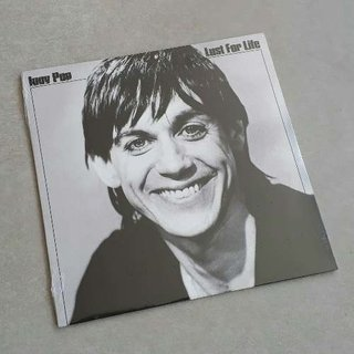 Vinil Lp Iggy Pop Lust For Life Lacrado
