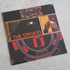 Vinil Lp The Strokes Room On Fire Lacrado
