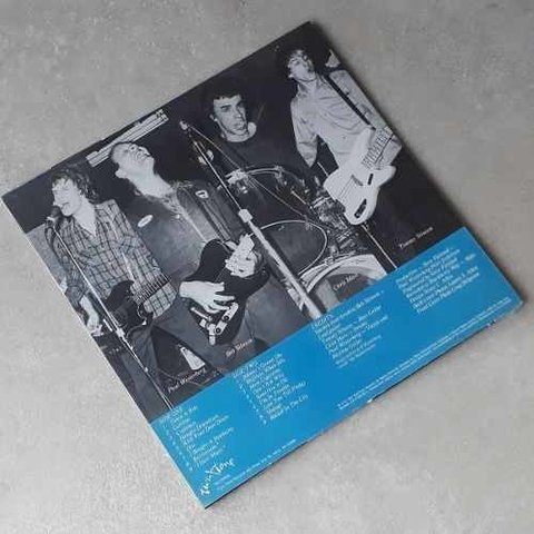 Vinil Lp The Replacements Forgot To Take Out Trash Lacrado