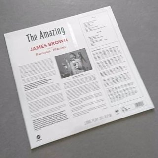 Vinil Lp James Brown The Amazing James Brown 180g Lacrado - comprar online