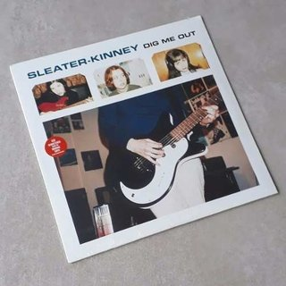 Vinil Lp Sleater Kinney Dig Me Out Lacrado