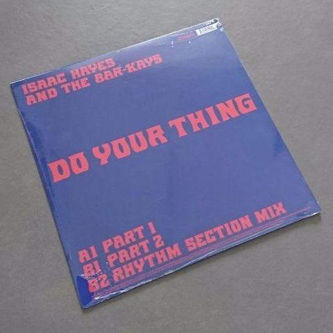 Vinil Lp Isaac Hayes Do Your Thing Edição Limitada Lacrado