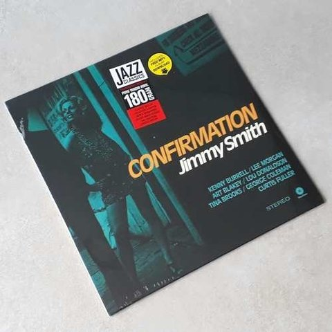 Vinil Lp Jimmy Smith Confirmation Remast. 180g Lacrado