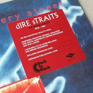 Vinil Lp Dire Straits On Every Street 2-lps Remast. Lacrado na internet