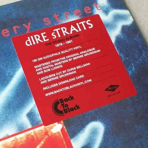Vinil Lp Dire Straits On Every Street 2-lps Remast. Lacrado