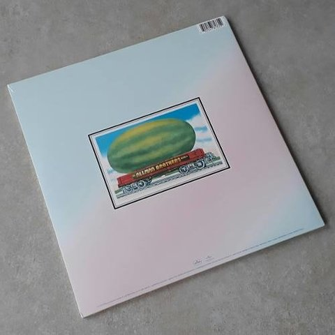 Vinil Lp Allman Brothers Band Eat A Peach 2-lps 180g Lacrado