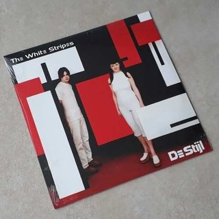 Vinil Lp The White Stripes De Stijl 180g Lacrado