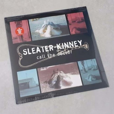 Vinil Lp Sleater Kinney Call The Doctor Remast. Lacrado