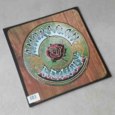 Vinil Lp Grateful Dead American Beauty 180g Lacrado