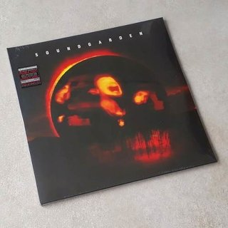 Vinil Lp Soundgarden Superunknown 2-lps Remasterizado 180g