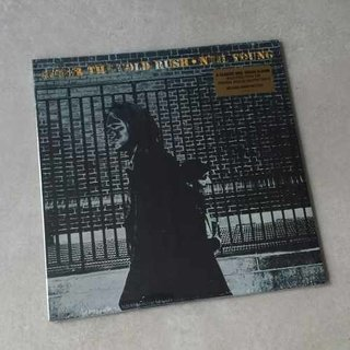 Vinil Lp Neil Young After The Gold Rush Lacrado