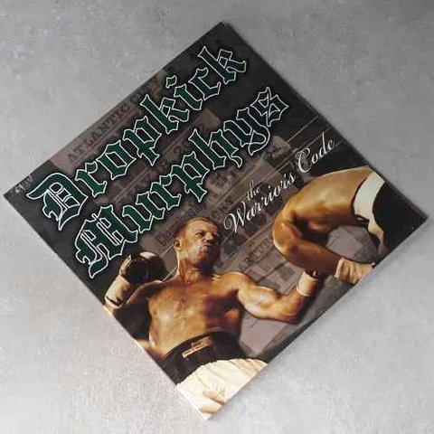 Vinil Lp Dropkick Murphys The Warrior's Code Lacrado