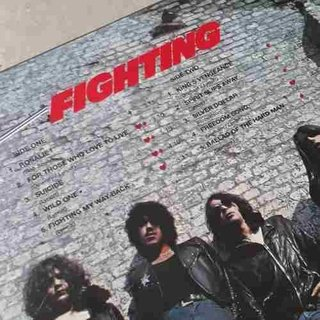 Vinil Lp Thin Lizzy Fighting 180g Lacrado na internet