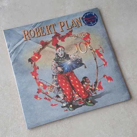 Vinil Lp Robert Plant Band Of Joy 180g 2-lps Lacrado