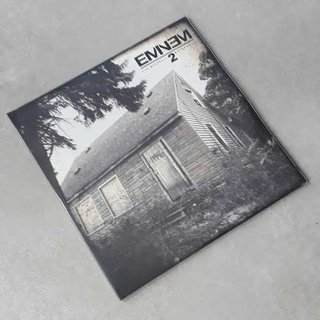 Vinil Lp Eminem The Marshall Mathers Lp 2 2-lps Lacrado