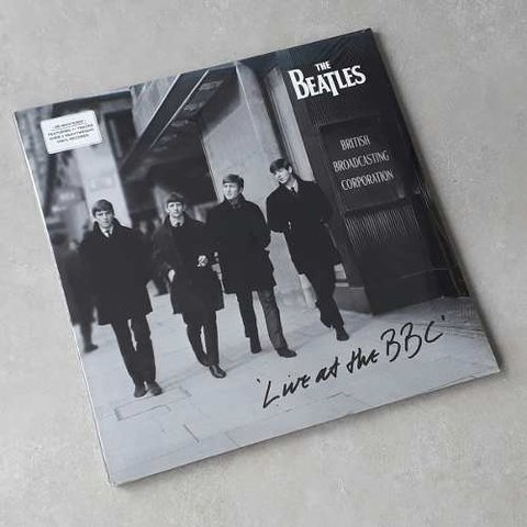 Vinil Lp The Beatles Live At The Bbc Triplo Lacrado