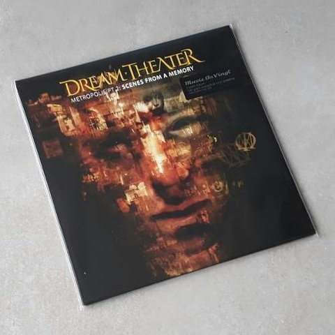 Vinil Lp Dream Theater Metropolis Part 2 2-lps 180g Lacrado