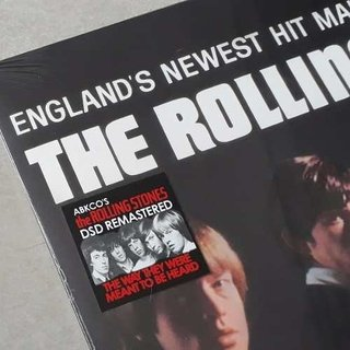 Vinil Lp Rolling Stones England's Newest Hit Makers Lacrado na internet
