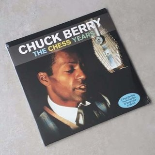 Vinil Lp Chuck Berry Best Of Chess Records 2-lps Lacrado