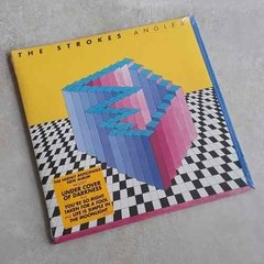 Vinil Lp The Strokes Angles Gatefold Lacrado