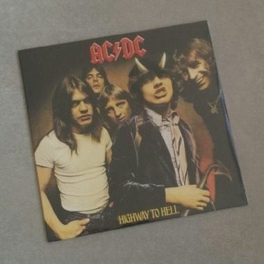 Vinil Lp Ac/dc Highway To Hell Remasterizado 180g Lacrado