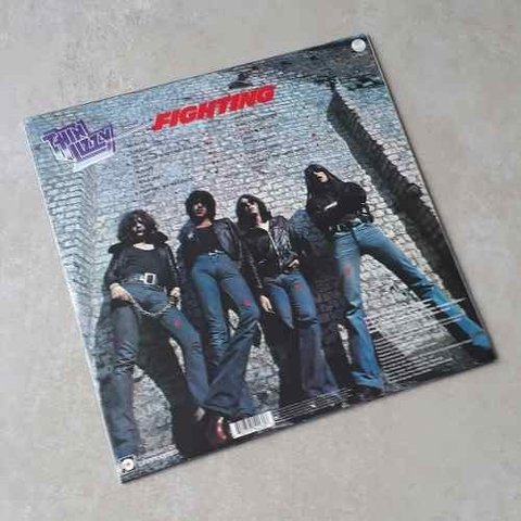 Vinil Lp Thin Lizzy Fighting 180g Lacrado