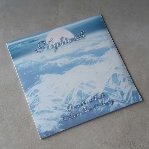Vinil Lp Nightwish Over The Hills And Far Away 180g Lacrado