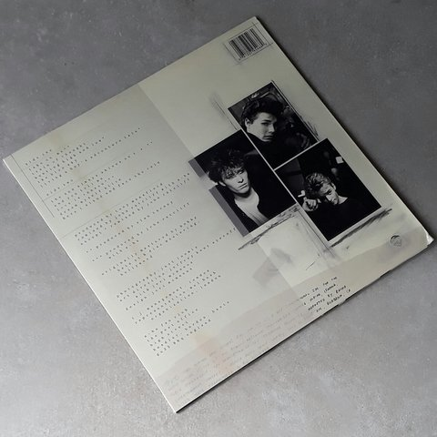 Vinil Lp A-Ha Hunting High And Low 180g Lacrado - comprar online