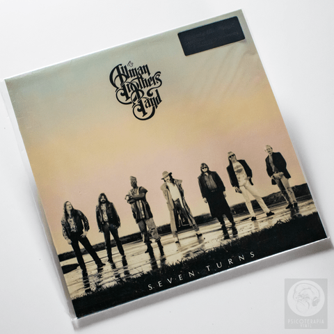 Vinil Lp Allman Brothers Band Seven Turns 180g Lacrado