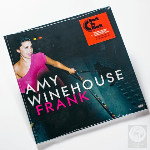 Vinil Lp Amy Winehouse Frank Gatefold 180g Lacrado