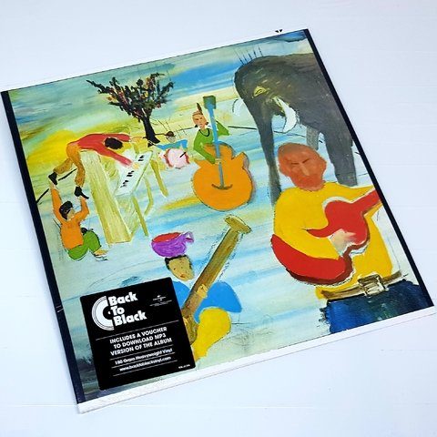 Vinil Lp The Band Music From Big Pink 180g Gatefold Lacrado - comprar online