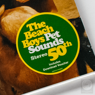 Vinil Lp Beach Boys Pet Sounds Stereo 180g Lacrado na internet
