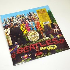Vinil Lp Beatles Sgt. Pepper's Lonely Hearts Club Band Mix Giles Martin Lacrado - comprar online