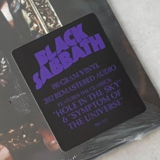 Vinil Lp Black Sabbath Sabotage Warner Remast. Lacrado na internet